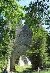 Ancien prieuré Saint-Sardos de Laurenque - Français:   Gavaudun - Prieuré Saint-Sardos de Laurenque