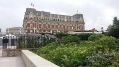 Hôtel du Palais - Français:   Hôtel du Palais.