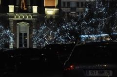 Hôtel du Palais - Français:   Biarritz- Illumination Noel 2016