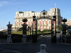 Hôtel du Palais -  Biarritz. L'hôtel du palais