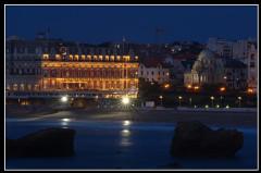 Hôtel du Palais -  Biarritzeko kasinoa