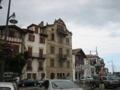 Maison de Ravel - Deutsch: Geburtshaus von Maurice Ravel in Ciboure, Pyrénées-Atlantiques, Frankreich