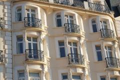 Casino - Deutsch: Grand Hôtel in Cabourg im Département Calvados in Frankreich