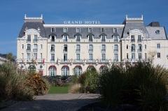 Casino -  Grand Hôtel in Cabourg.