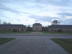 Haras national - English: The Haras National of Saint-Lô.