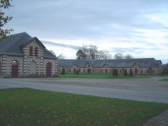 Haras national -  the natinal haras of Saint-Lô