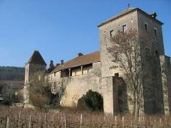Château de Gevrey -  Château de Gevrey Chambertin, Côte-d'Or, Bourgogne