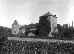 Château de Gevrey -  Château de Gevrey-Chambertin - 1900