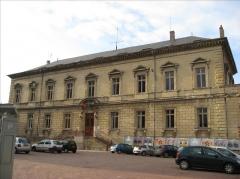 Hôtel de ville - Français:   Le Palais Ducal de Nevers