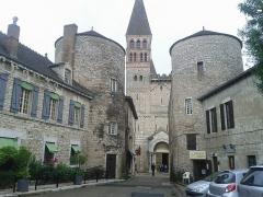 Crypte Saint-Andoche -  Tournus