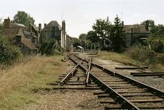 Ligne à voie ferrée métrique le Blanc-Argent (ou B.A.) sur le tronçon Luçay-le-Malé-Argy - Deutsch: Zwei Spurweiten in Buzançais