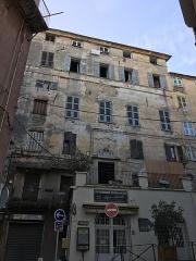 Immeuble dit Maison Castagnola - Maison Castagnola, Bastia