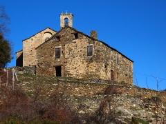 Eglise Santa Reparata - Corsu: Merusaglia, Rustinu (Corsica) - Chjesa Santa Riparata di Merusaglia