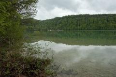 Villages palafittes du lac de Chalain -  Lac de Chalain