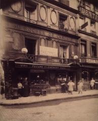 Ancien restaurant Le Rocher de Cancale - English: Restaurant