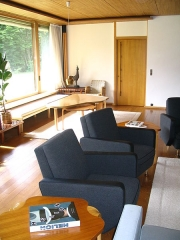 Maison de Louis Carré - English: House Louis Carré by Alvar Aalto, France