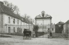 Château du Rancy, actuellement lycée - English: Château du Rancy in Bonneuil-sur-Marne, France