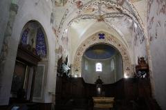 Palais épiscopal - Saint-Lizier - Ancienne cathédrale Notre-Dame de la Sède