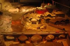 Centrale hydroélectrique numéro 1 du Saut du Tarn - English: Maquette du Saut de Sabo