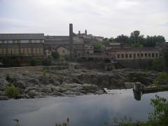 Centrale hydroélectrique numéro 1 du Saut du Tarn -  Saint-Juéry