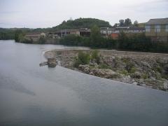 Centrale hydroélectrique numéro 1 du Saut du Tarn -  The Tarn at Saint-Juéry