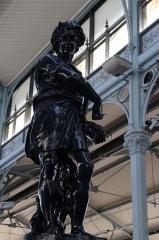 Halle -  Les halles d'Angouleme