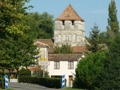 Eglise Saint-Jean-Baptiste - Français:   Grassac (16), France
