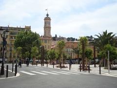 Ancien couvent Saint-François - Čeština: Nice Ville