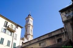 Ancien couvent Saint-François -  La place Saint-François