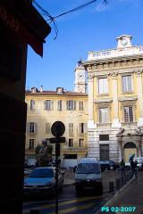 Ancien couvent Saint-François -  Place Saint-François
