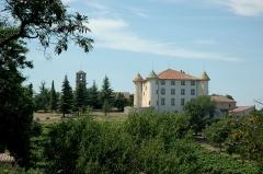 Château - Français:   Château d\'Aiguines