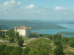 Château - Čeština: Zámek Aiguines