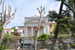 Hôpital Chalucet et jardin public Alexandre Ier -  Hôpital Chalucet, Toulon, Provence-Alpes-Côte d'Azur, France