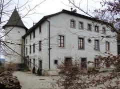 Château de Loëx - Français:   Le château de Loëx, dans la commune de Bonne.