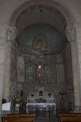 Ancienne abbaye Saint-Jean - English:   Our Lady\'s chapel.