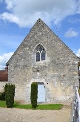 Eglise Saint-Maixent - Français:   Eglise d\'Ancy le Libre, Yonne, France
