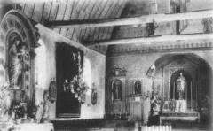 Eglise paroissiale Saint-Pierre - Intérieur de l'église