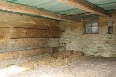 Ancien relais de poste - Français:   Launoy-sur-Vence, Ardennes, France. Ancien relais de la poste aux chevaux