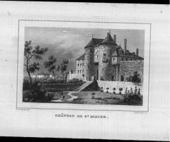 Château de Saint-Dizier - This picture as been uploaded as part of L'Été des régions Wikipédia.