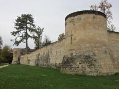 Château de Saint-Dizier -  remparts Saint Dizier