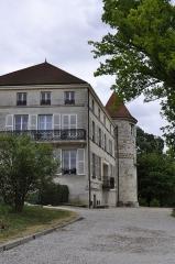 Château de Saint-Dizier -  Château de Saint Dizier. Bâtiment servant à la sous-préfecture.