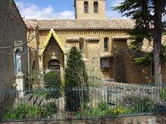 Eglise Sainte-Marie-Madeleine -  la chiesa
