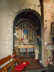 Eglise Notre-Dame de Domanova - Català: Nostra Senyora de Domanova, de Rodès