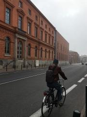 Palais de Justice - Italiano: Toulouse - Place du Parlement (côté palais de justice).