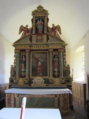 Eglise de Saint-Léger - Français:   église Saint-Léger, Manche