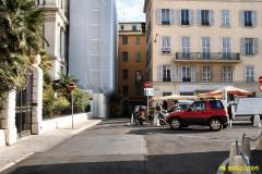 Palais de la Préfecture, ancien palais des rois de Sardaigne -  Nice-Rue Alexandre Mari