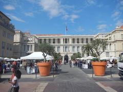 Palais de la Préfecture, ancien palais des rois de Sardaigne -  Nizza