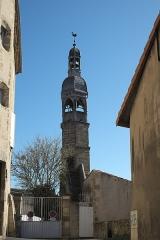 Enceinte médiévale - Deutsch: Belfried in Billom im Département Puy-de-Dôme (Auvergne-Rhône-Alpes/Frankreich)
