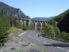 Viaduc Séjourné -  le pont Séjourné Fontpédrouse