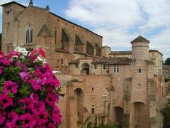 Abbaye Saint-Michel - Français:   Abbaye Saint-Michel à Gaillac